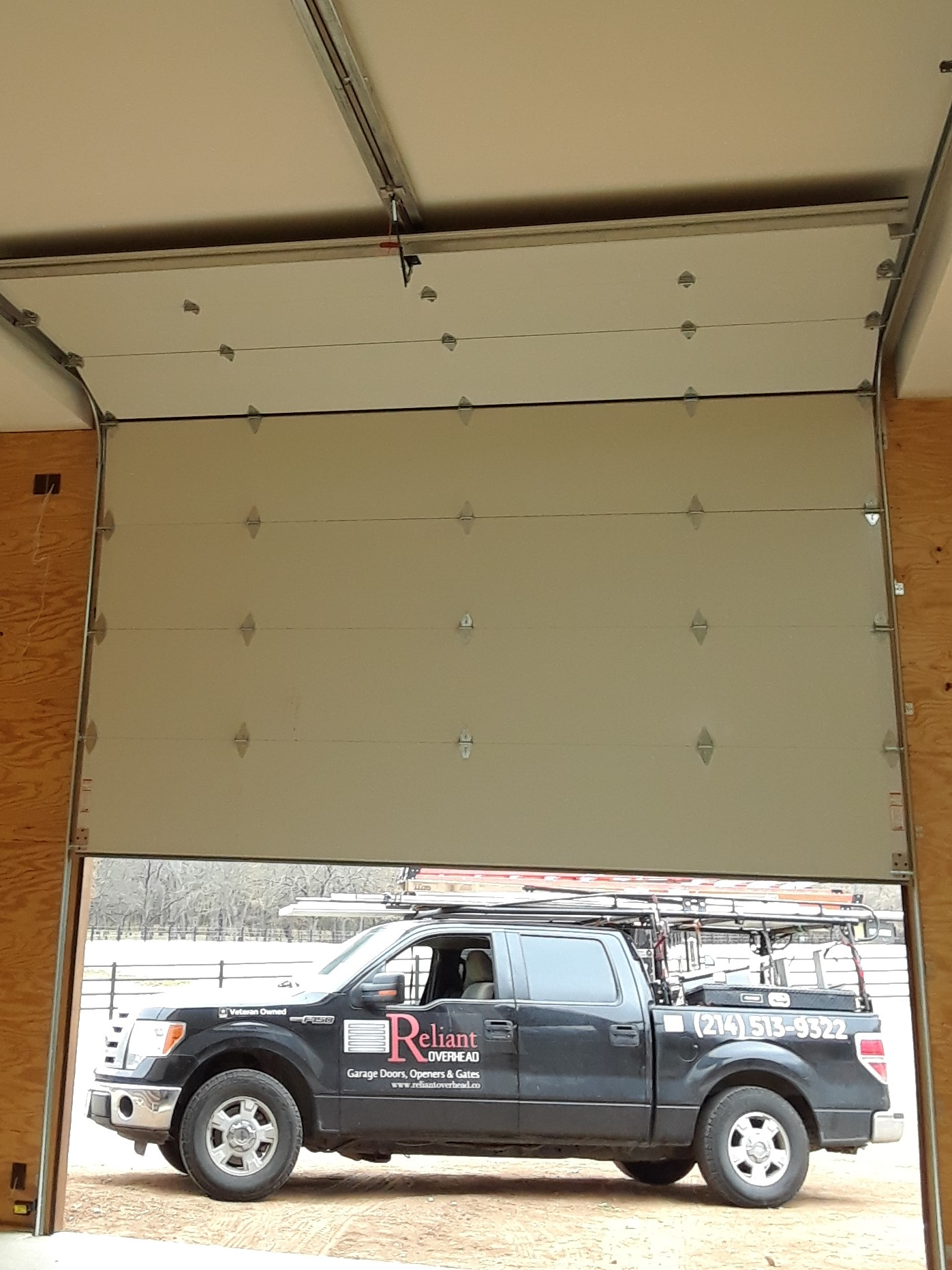 Garage Door Repair from Reliant Overhead